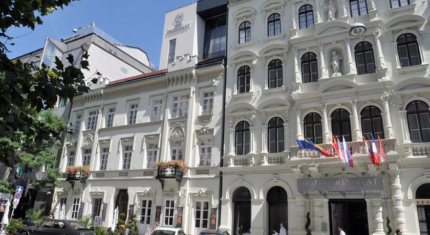 Hotel President Budapest Reviews